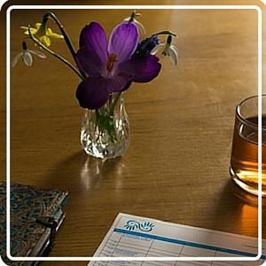 tafel crocus in frame