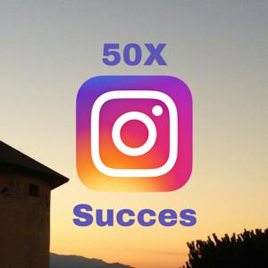 50x Instagram Succes