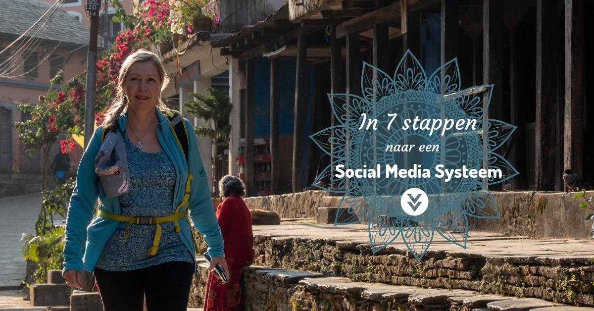 7 stappen online training
